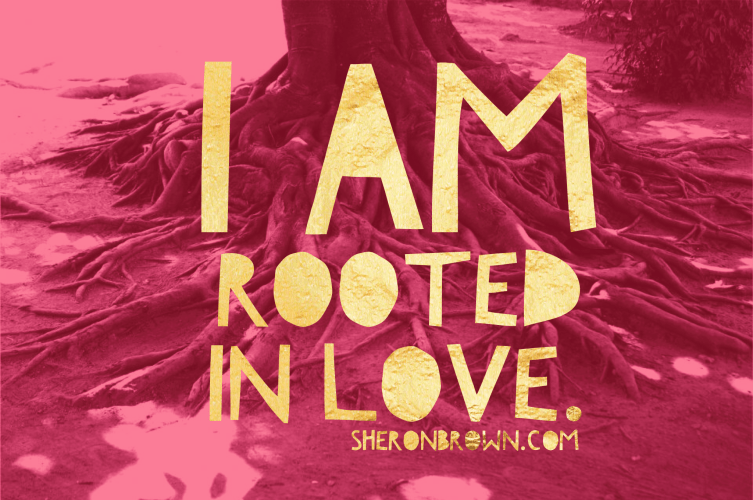 A Message from The River: Be Rooted