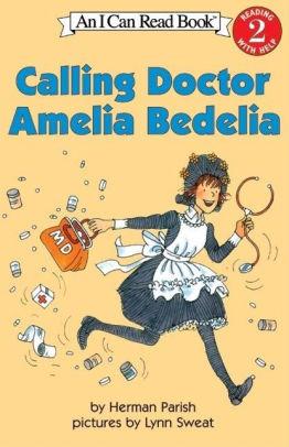 Amelia Bedelia 糊塗女傭系列童書讓你透過烏龍學英文!