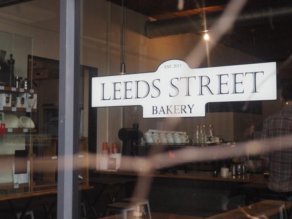 Leeds Street Bakery, Wellington