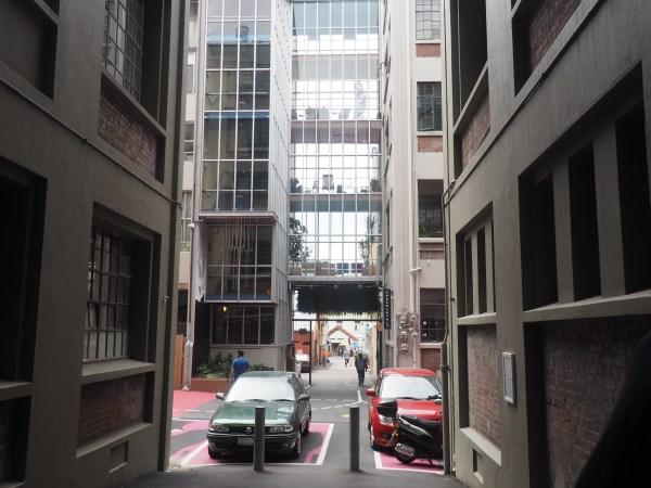 Laneway, Wellington