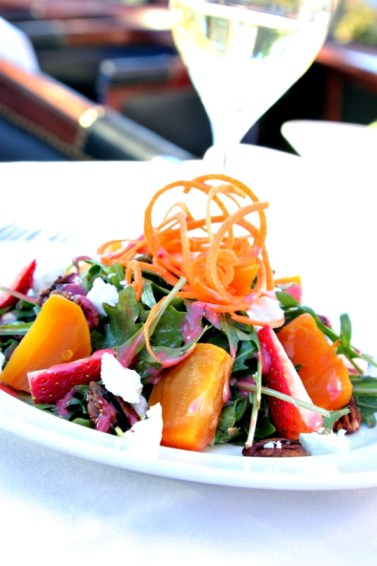 Savannah Chop House Roasted Beet Salad