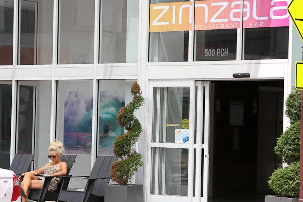 Zimzala, Shorebreak Hotel