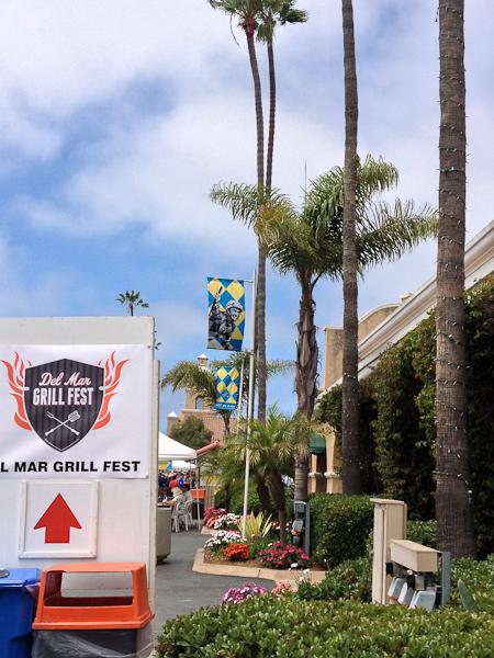 Del Mar Grill Fest, Del Mar Race Track