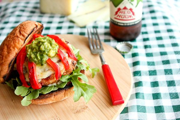 Hatch Fever Turkey Burger