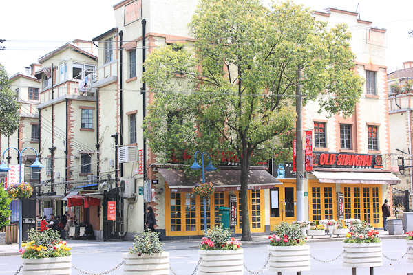 Shanghai - French Concession