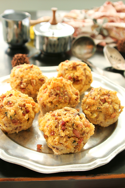 Apple Stuffing Muffins, Thanksgiving recipes