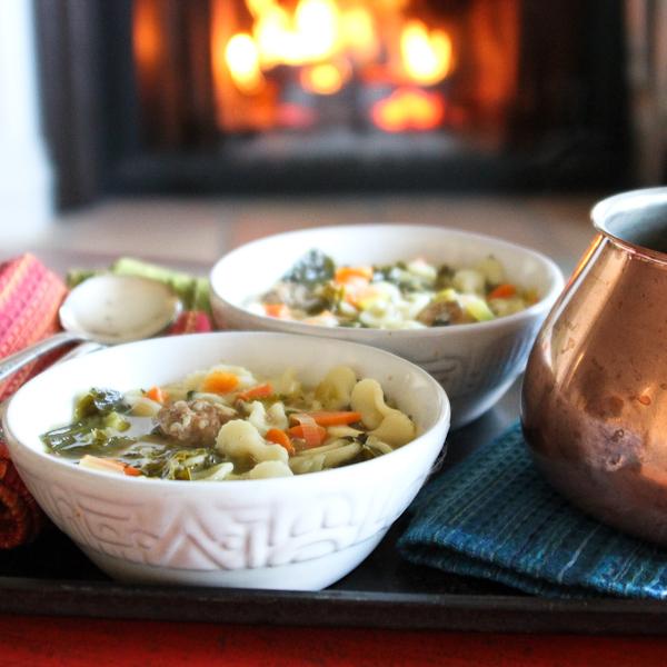 Italian Wedding Soup-8563