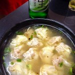 Shanghai dumplings, 1000 mile fragrant wontons