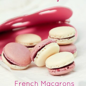 How To Make Perfect Macarons with Stephane Treand, MOF