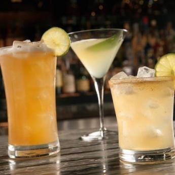 The Ritz Prime Seafood cocktails | ShesCookin.com