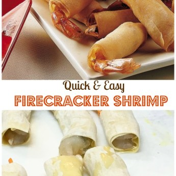 How to Make Firecracker Shrimp | ShesCookin.com