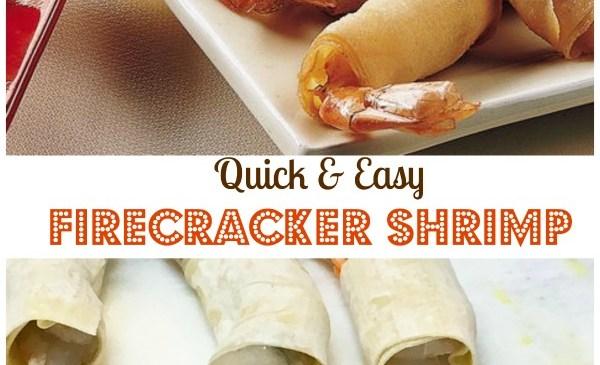 How to Make Firecracker Shrimp | ShesCookin.com
