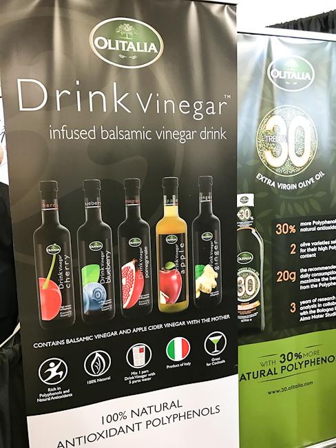 Olitalia Drinking Vinegars
