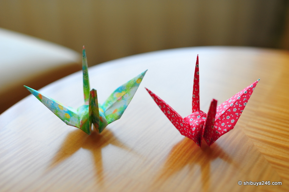 Japanese Origami