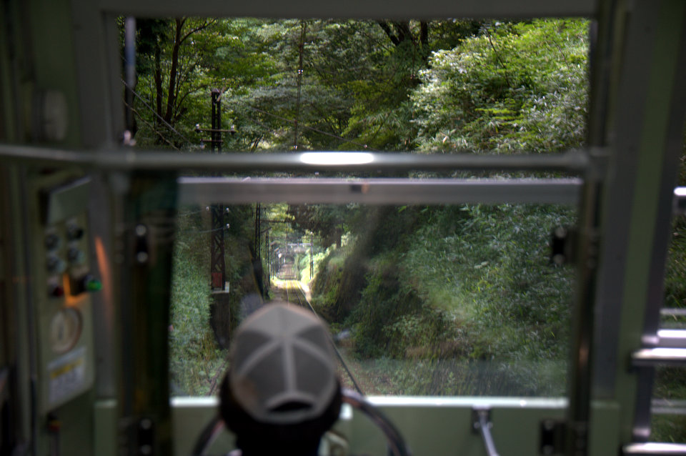 Mount Hiei cable car