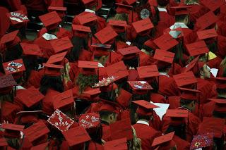 Letting Go- A Graduation Revelation