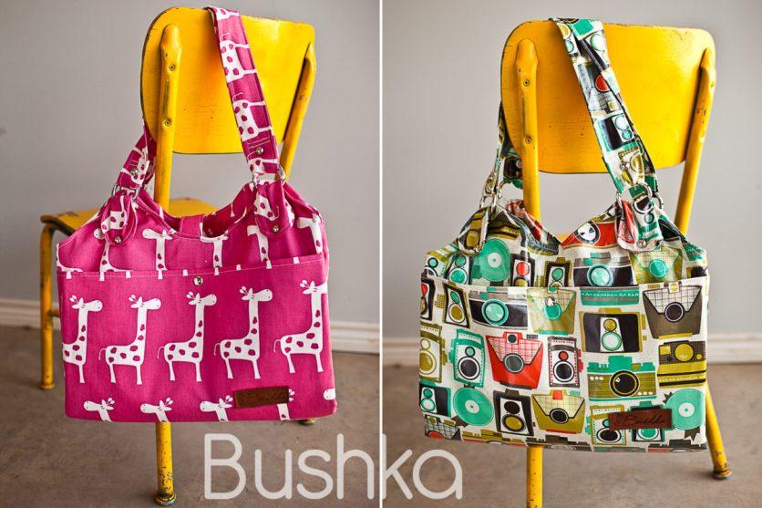 New Bags on Bushka.com!