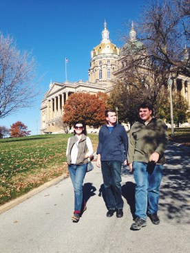 Visiting the Capitol!