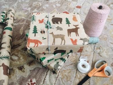 Fun Gift wrapping!