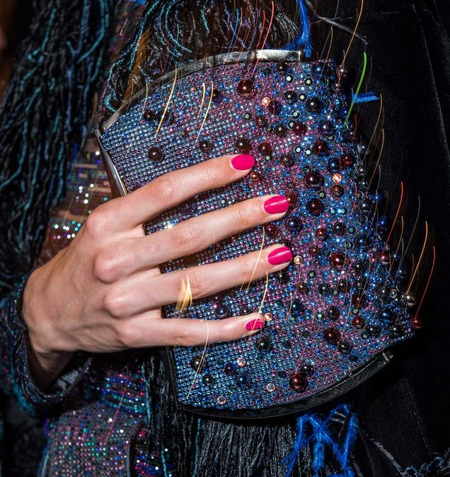 Nail Trends Fall 2016: Latest Nail Polish Trends For Fall Winter 2015-2016