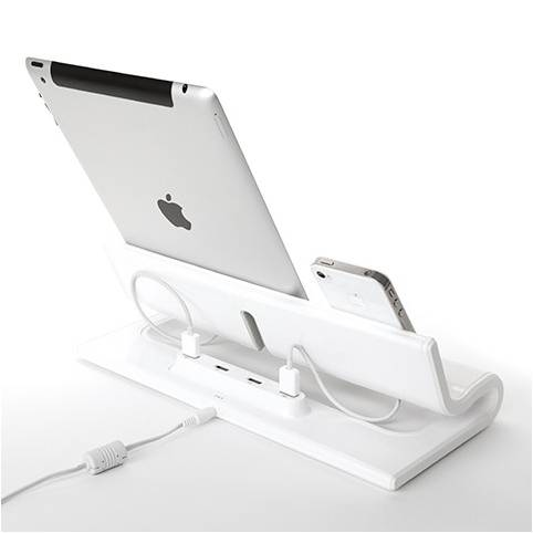 The Quirky Converge Universal Docking Station costs £49.99 from Maplin