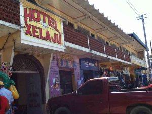 Hotel Xelaju