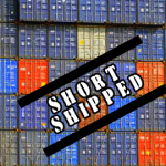 What to do when there is a short shipment..??