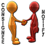 Relationship between Consignee and Notify Party