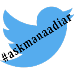 New social media segment #askmanaadiar