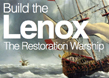 Build The Lenox The Restoration War Ship