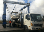 Boat Transport Service