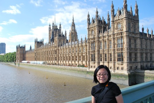 Parliment House, London, England