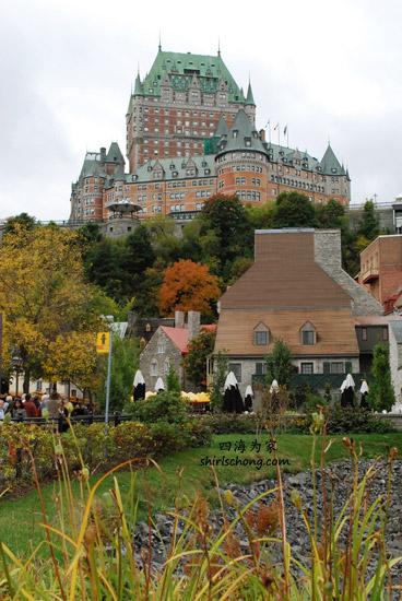 魁北克古城 (Quebec City, Canada)