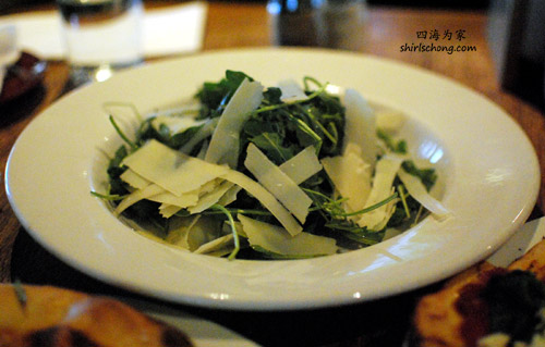 Salad at Frangos & Frangos/ Koukla, Daylesford, VIC, Australia