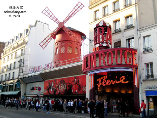 巴黎红磨坊 (Moulin Rouge, Paris)