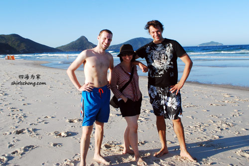 Port Stephens Beach