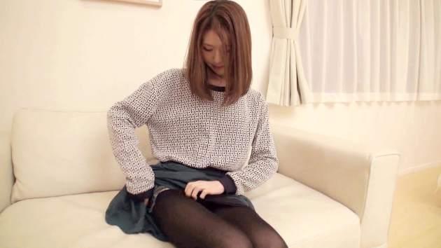 【動画あり】風見あゆむ 22歳 美容部員 素人AV体験撮影840 SIRO-2249 (5)