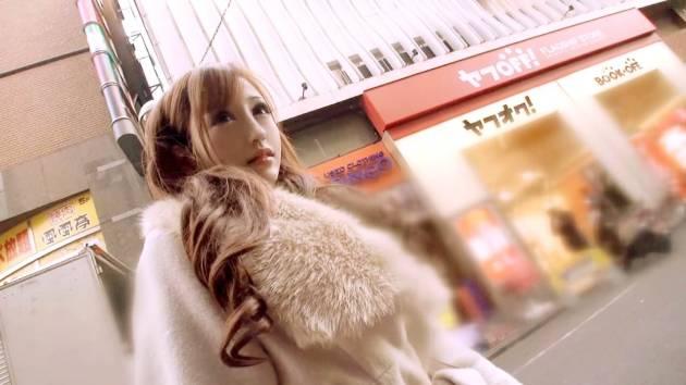 【動画あり】ゆい 20歳 レースクイーン マジ軟派、初撮。386 200GANA-500 (28)