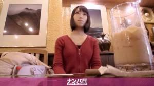 【動画あり】ヒナ 24歳 飲食店勤務 マジ軟派、初撮。521 チームT 200GANA-625シロウトTV (1)