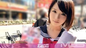 【動画あり】そら 20歳 コスプレカフェ店員 コスプレカフェナンパ 02 200GANA-990シロウトTV (1)