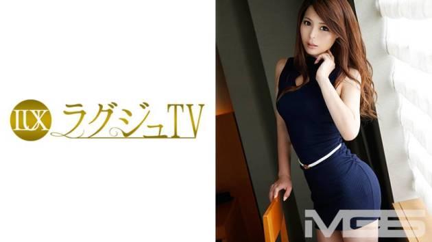 【動画あり】小柳麗美 33歳 元大企業受付 ラグジュTV 358 259LUXU-374 シロウトTV (16)