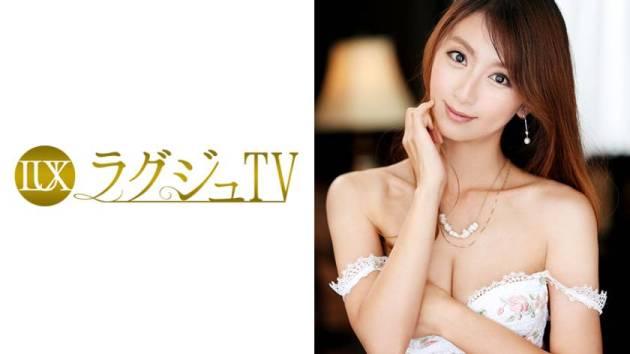 【動画あり】君島紗枝 37歳 雑誌編集長ラグジュTV 445 259LUXU-461 シロウトTV (17)