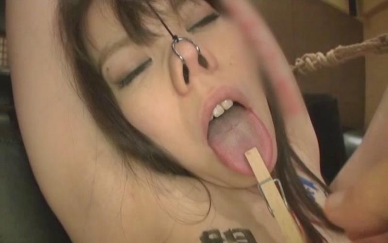 月見弥生の舌調教 (1)