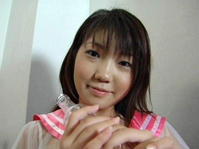 藤咲由姫の汚舌擬似フェラ (1)