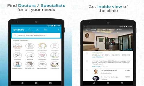 Practo Healthcare App Has Made Easy To Find Doctors