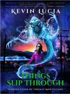 Things Slip Through book cover