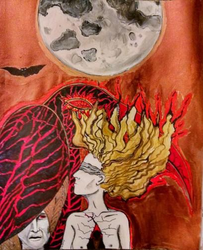 Art by Sarah Walker