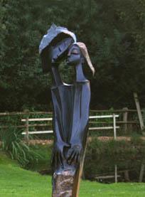 Skulptur Shona 2