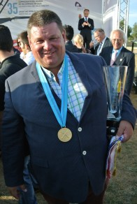 World FITASC 2013 - George Digweed - Winner