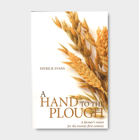 A hand to the plough